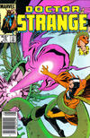 Cover for Doctor Strange (Marvel, 1974 series) #72 [Newsstand Edition]