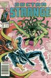Cover for Doctor Strange (Marvel, 1974 series) #76 [Newsstand Edition]