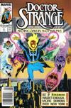 Cover for Doctor Strange, Sorcerer Supreme (Marvel, 1988 series) #2