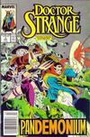 Cover for Doctor Strange, Sorcerer Supreme (Marvel, 1988 series) #3