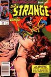 Cover for Doctor Strange, Sorcerer Supreme (Marvel, 1988 series) #14