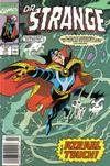 Cover for Doctor Strange, Sorcerer Supreme (Marvel, 1988 series) #19