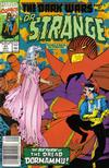 Cover for Doctor Strange, Sorcerer Supreme (Marvel, 1988 series) #21