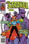 Cover for Doctor Strange, Sorcerer Supreme (Marvel, 1988 series) #25