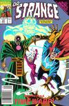 Cover for Doctor Strange, Sorcerer Supreme (Marvel, 1988 series) #33