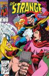 Cover for Doctor Strange, Sorcerer Supreme (Marvel, 1988 series) #35 [Direct]