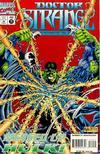 Cover for Doctor Strange, Sorcerer Supreme (Marvel, 1988 series) #71