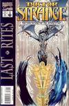 Cover for Doctor Strange, Sorcerer Supreme (Marvel, 1988 series) #74