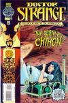 Cover for Doctor Strange, Sorcerer Supreme (Marvel, 1988 series) #90