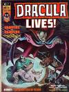 Cover for Dracula Lives (Marvel, 1973 series) #4