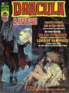 Cover for Dracula Lives (Marvel, 1973 series) #v2#1 [5]