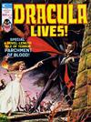 Cover for Dracula Lives (Marvel, 1973 series) #12