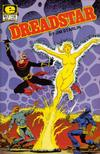 Cover for Dreadstar (Marvel, 1982 series) #2