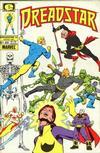 Cover for Dreadstar (Marvel, 1982 series) #13