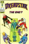 Cover for Dreadstar (Marvel, 1982 series) #15