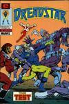 Cover for Dreadstar (Marvel, 1982 series) #16