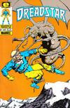Cover for Dreadstar (Marvel, 1982 series) #23