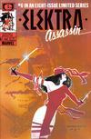 Cover for Elektra: Assassin (Marvel, 1986 series) #6