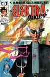 Cover for Elektra: Assassin (Marvel, 1986 series) #7