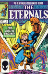 Cover for Eternals (Marvel, 1985 series) #1 [Direct]