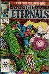 Cover for Eternals (Marvel, 1985 series) #4 [Direct]