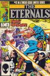 Cover for Eternals (Marvel, 1985 series) #8 [Direct]