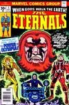 Cover for The Eternals (Marvel, 1976 series) #5 [Regular Edition]