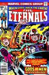 Cover for The Eternals (Marvel, 1976 series) #6 [Regular Edition]