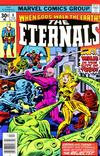 Cover for The Eternals (Marvel, 1976 series) #8 [Regular Edition]