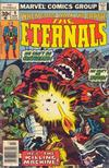 Cover for The Eternals (Marvel, 1976 series) #9 [Regular Edition]