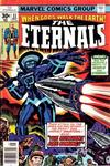 Cover for The Eternals (Marvel, 1976 series) #11 [Regular Edition]