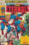 Cover for The Eternals (Marvel, 1976 series) #17 [Regular Edition]