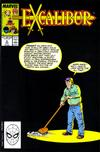 Cover for Excalibur (Marvel, 1988 series) #4 [Direct]