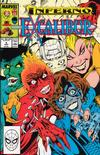 Cover for Excalibur (Marvel, 1988 series) #6 [Direct Edition]