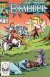 Cover for Excalibur (Marvel, 1988 series) #12 [Direct Edition]