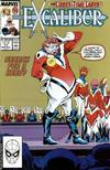 Cover for Excalibur (Marvel, 1988 series) #17 [Direct]