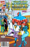 Cover for Excalibur (Marvel, 1988 series) #24 [Newsstand]