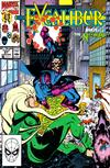 Cover for Excalibur (Marvel, 1988 series) #27 [Direct Edition]