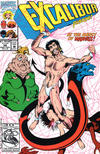 Cover for Excalibur (Marvel, 1988 series) #56 [Direct]