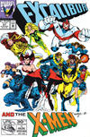 Cover for Excalibur (Marvel, 1988 series) #57 [Direct]