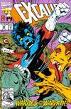 Cover for Excalibur (Marvel, 1988 series) #62 [Direct]