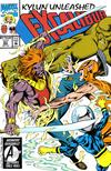 Cover for Excalibur (Marvel, 1988 series) #63 [Direct]