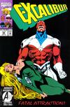 Cover for Excalibur (Marvel, 1988 series) #64 [Direct]