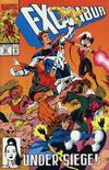 Cover for Excalibur (Marvel, 1988 series) #65 [Direct]