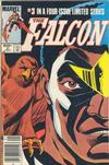 Cover Thumbnail for Falcon (1983 series) #3 [Newsstand]