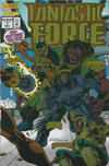 Cover for Fantastic Force (Marvel, 1994 series) #1 [Direct Edition]
