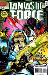 Cover for Fantastic Force (Marvel, 1994 series) #2 [Direct Edition]