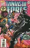Cover for Fantastic Force (Marvel, 1994 series) #4 [Direct Edition]