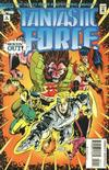 Cover for Fantastic Force (Marvel, 1994 series) #6 [Direct Edition]