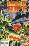Cover for Fantastic Force (Marvel, 1994 series) #11